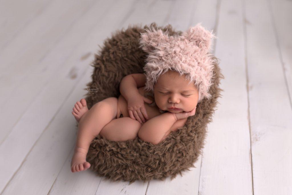 Az újszülött fotózás kellékei