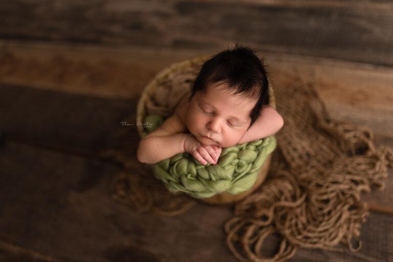 Újszülött fotózás workshop oktatás babafotózás Budapest